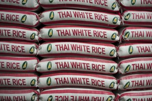Thai rice bags