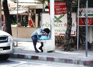 Thai economy heading towards recession
