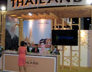 Thai tourism numbers down another 9%
