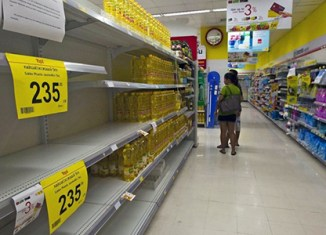 Shrinking purchasing power hits Thai retailers