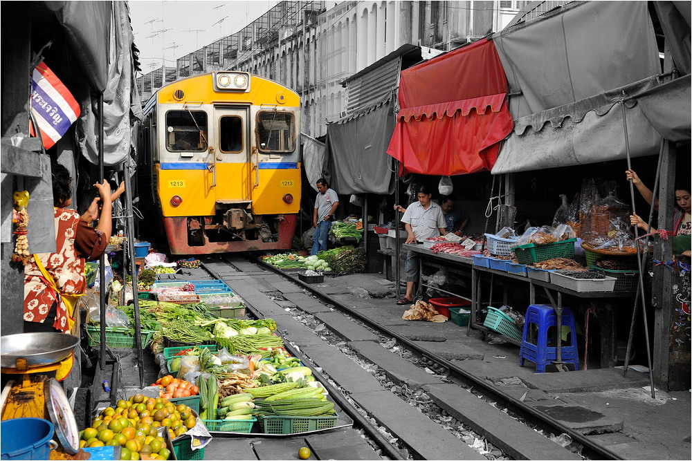 Thailand to invest heavily in railways