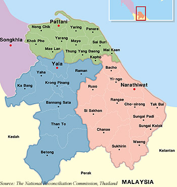 Thailand promotes investment in southern Muslim region