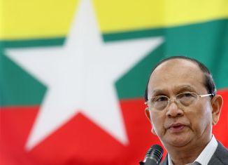 Myanmar president to visit Washington