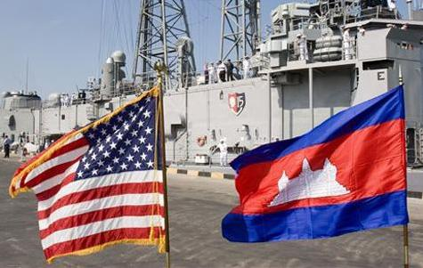 US seeks more investments in Cambodia