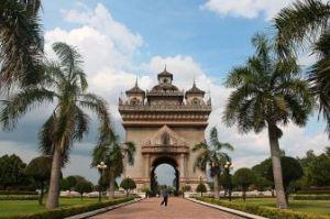 Vientiane gate