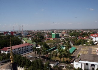 Vientiane property prices jump up to 50%