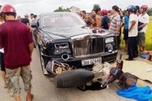 Vietnam RR accident
