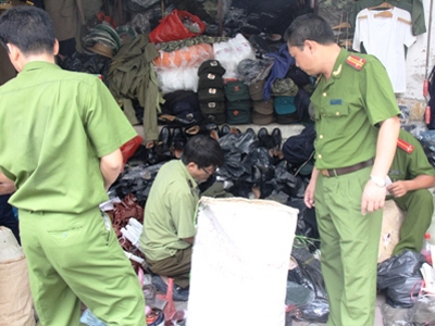 Vietnam cracks down on police uniform scam