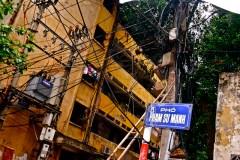 Vietnam power lines