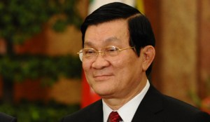 President of Myanmar visits Vietnam