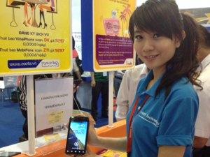 Vietnam smartphone