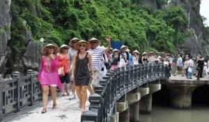 Vietnam tourists