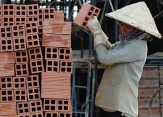 Vietnam Worker