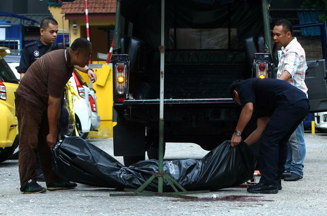 Wave of violence threatens Malaysia's image