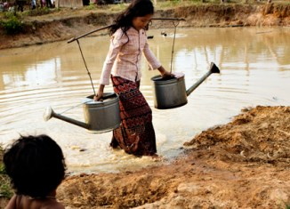 Power, water supply still scarce in Cambodia