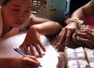 Myanmar microfinance at 30% interest rate