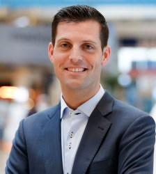 Wouter Molman, Director of Cityscape Group
