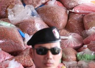 Myanmar helpless against drug dynamics