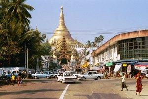 Yangon-Shwedagon