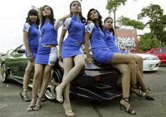 Yangon auto salon