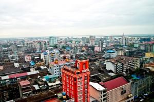Yangon real estate