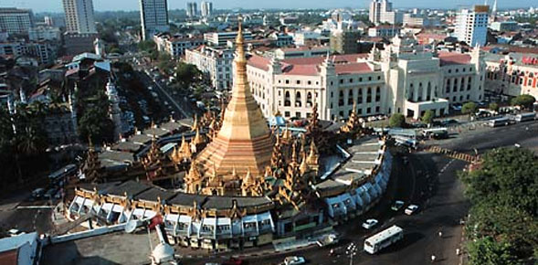 Five-star hotel going up in Yangon