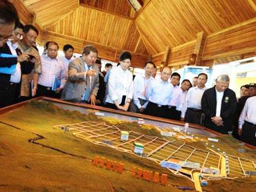 Dawei project slimmed down by developer