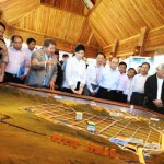 Dawei project slimmed down by developer