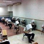 Bangkok students asked to wear anti-cheating helmets