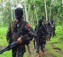 Abu Sayyaf rebels
