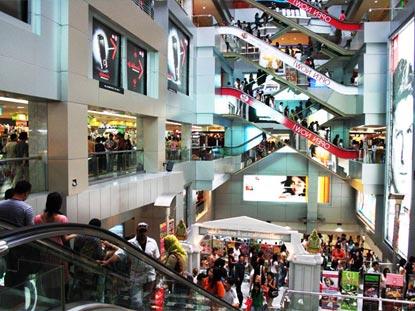 Bangkok City Shopping Mall