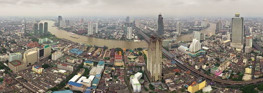 Foreign investment in Thailand up 126%
