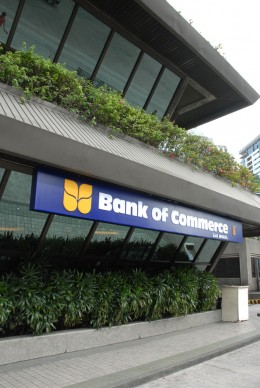 Bank Of Commerce 260x388