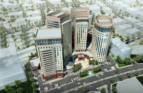 Barwa Real Estate building on high-potential assets