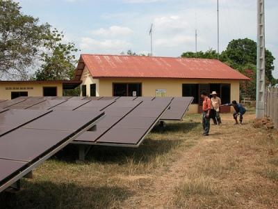 Cambodia aims for green economy