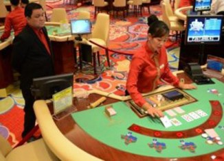 Philippine gambling revenue seen to double in 2 years