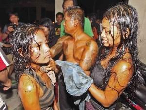 cebu oil spill passengers