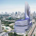 Amid unrest: New luxury mall opens in Bangkok