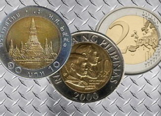 Coins: Why do they all look the same?