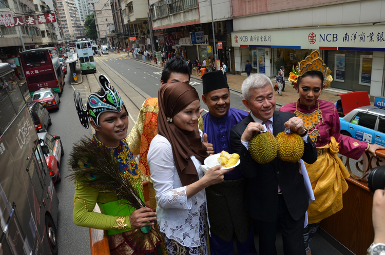 Malaysia to lure tourists with durian travel packages