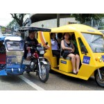 E-trikes roll out in the Philippines