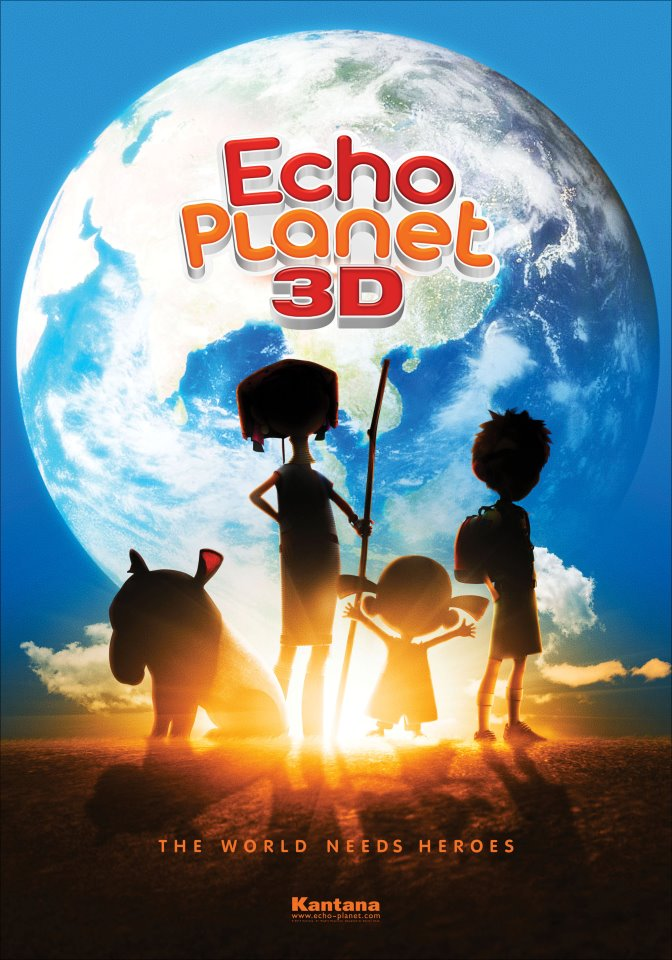 Echo Planet