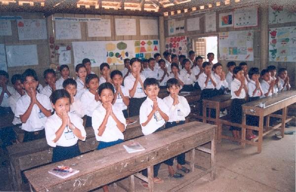 Cambodia education major growth barrier