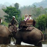 Tourism numbers in Laos up 13% in 2013