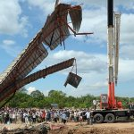 Next Cambodia textile factory collapses