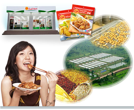 Thai food giant plans $2.5b expansion