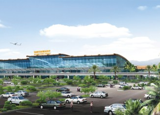 Myanmar airport construction to start