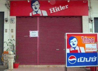 Hitler restaurant causes stir in Thailand