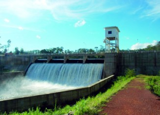 Laos to export power to Singapore