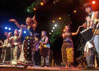Sarawak: A world of music and crafts